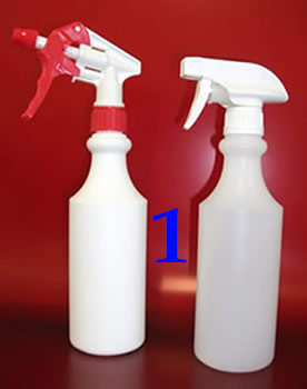 500ML SPRAY BOTTLES